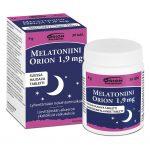 MelatoniiniOrion_1_9mg_30tabl_yliopistonverkkoapteekki